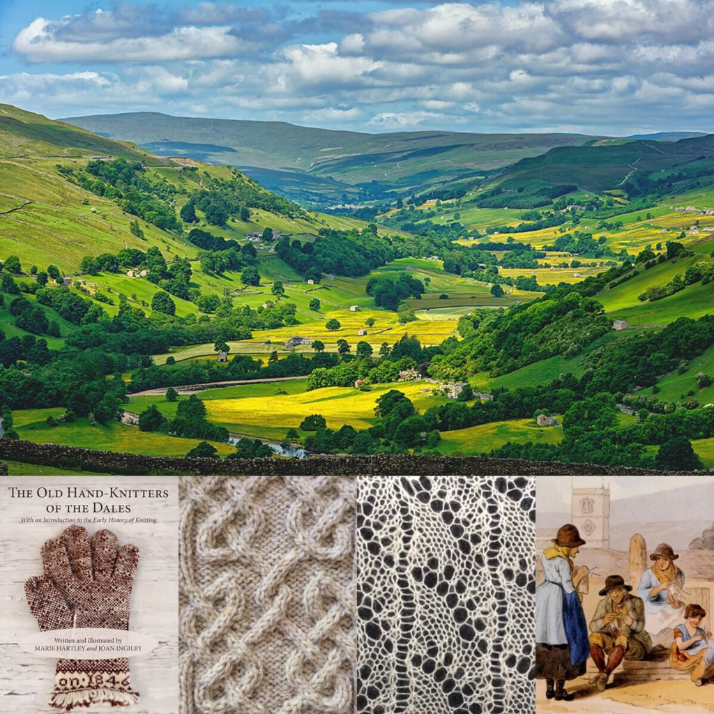 Ann Kingstone's Yorkshire Knitting Tour