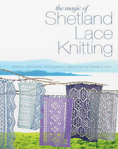 The Magic Of Shetland Lace