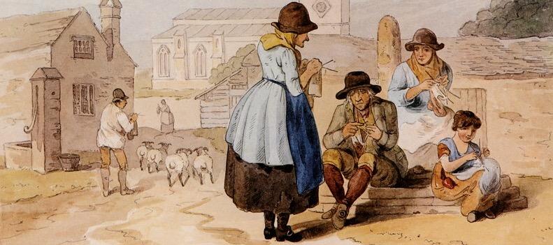 Wensleydale Knitters